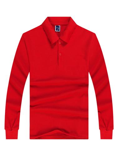 纯色长袖T恤(3)